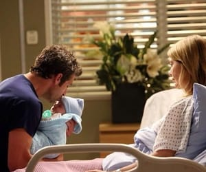 baby, derek, and doctors image