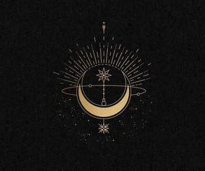 moon and witch image