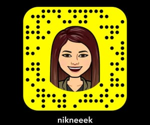 follow, snapchat, and lit image