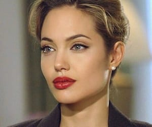 Angelina Jolie, celebrity, and actress image