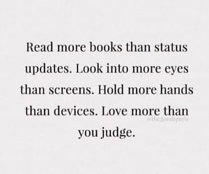 books, eyes, and hands image