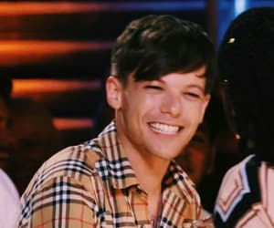 louis, smile, and 1d image