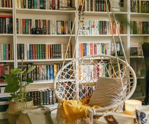 books, cozy, and goals image