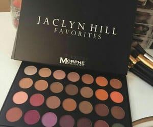 makeup, eyeshadow, and jaclyn hill image