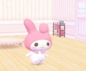 kawaii, pink, and mymelody image