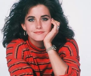 beauty, courtney cox, and youth image