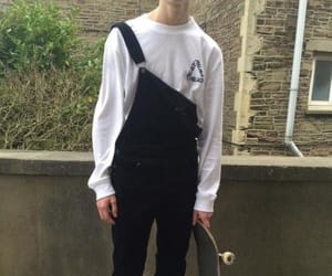 boy, style, and vans image