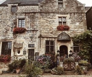 architecture, exteriors, and bretagne image