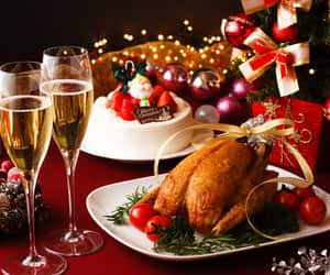 holiday season and low-calorie recipes image