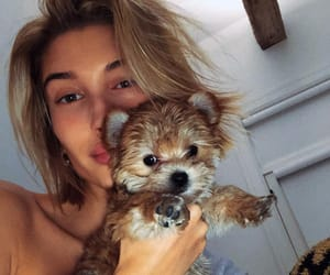 hailey baldwin and hailey bieber image