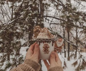 coffee, cozy, and mug image