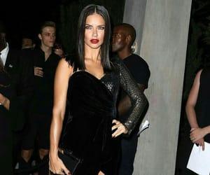 Adriana Lima and fashion image