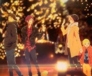 anime, rin, and anime boys image