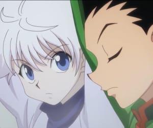 anime, anime boys, and hunter x hunter image
