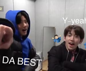 meme, kpop meme, and kim junkyu image