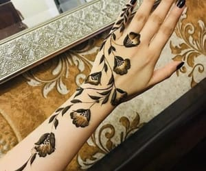 Dubai and heena image