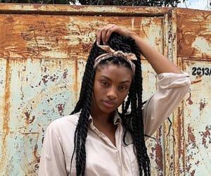 beauty, melanin, and blackgirlmagic image