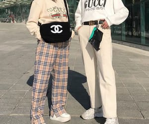 chanel, fashion, and gucci image