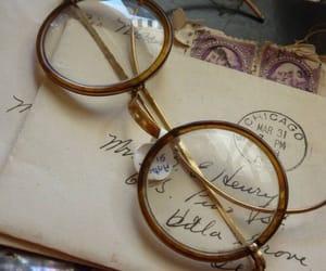 glasses, vintage, and tumblr image