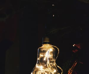 background, bulb, and cosy image