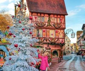 holiday, christmas, and decoration image