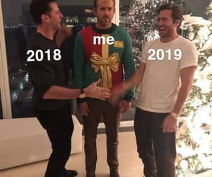 2019, 2018, and funny image