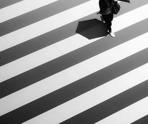 alone, black and white, and wallpaper image