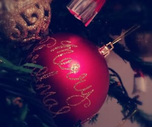 christmas tree, wonderful, and snow image