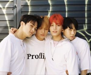 taeil, doyoung, and haechan image