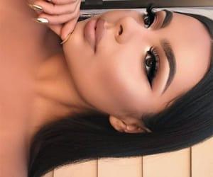 makeup and maquiagem image