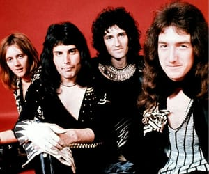 Queen, band, and 80s image