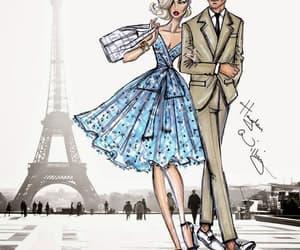 paris, fashion, and hayden williams image
