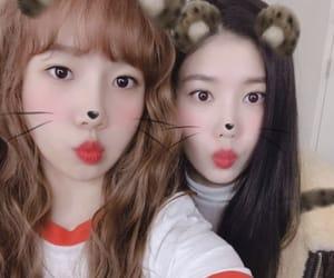izone, yuri, and eunbi image