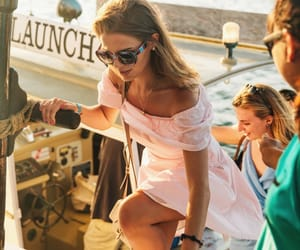 boat, preppy, and party image