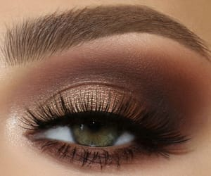 eyes and make up image