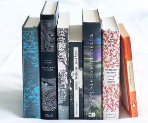 aesthetic, literature, and wuthering heights image