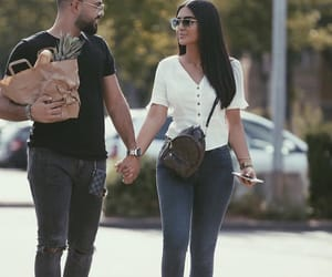 bae, couple, and fashion image