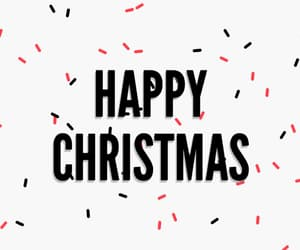 gif and happy christmas image