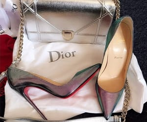 dior, fashion, and shoes image