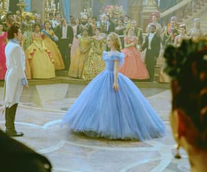 cinderella, story, and lily james image