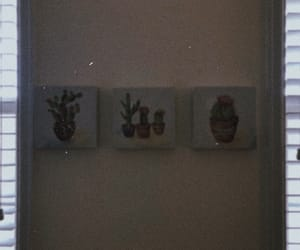 aesthetic, art, and cacti image