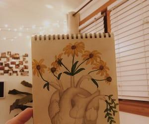 art, artist, and broken image