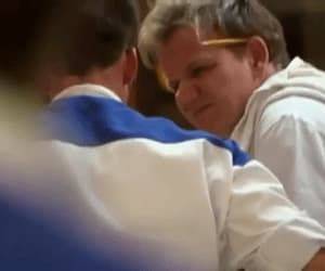 gif, gordon ramsay, and hell's kitchen image