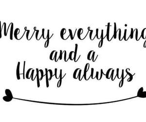 christmas, holiday, and new year image