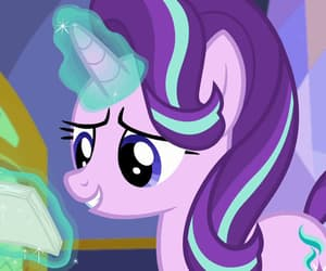 gif and starlight glimmer image