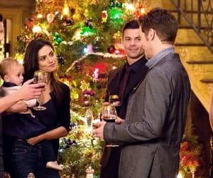 christmas, daniel gillies, and christmas episode image