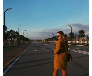 fashion, sky, and fashion blogger image
