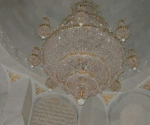 chandelier, dazzling, and luxury image