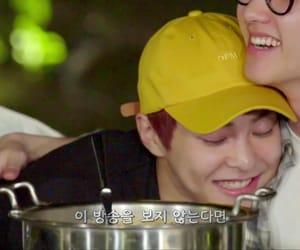 xiumin, exo, and kyungsoo image