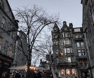 architecture, edinburgh, and photography image